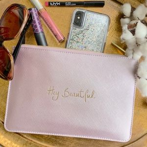 Hey Beautiful✨Katie Loxton Perfect Pouch (NWT)